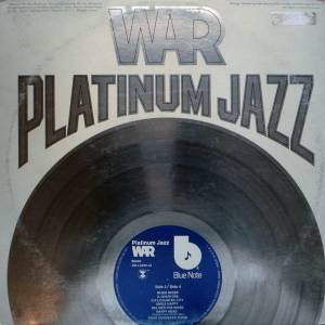 War: Platinum Jazz - Cover