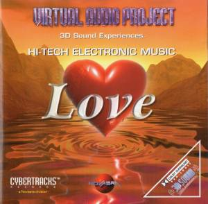 Cover - Levyatan: Virtual Audio Project - Love