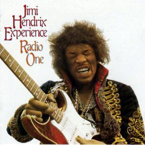 Jimi Hendrix Experience, The: Radio One - Cover