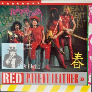 Cover - New York Dolls: Red Patent Leather