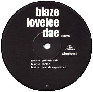 Cover - Blaze: Lovelee Dae (Part Two)