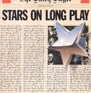Cover - Long Tall Ernie & The Shakers: Stars On Long Play