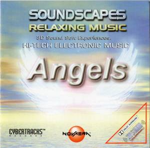 Cover - Aguri Katajama: Soundscapes - Angels