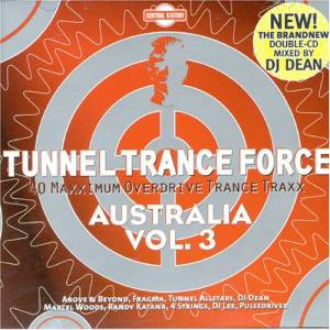 Cover - Cavé & Prey: Tunnel Trance Force Australia Vol. 3