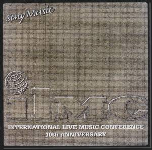 Cover - Arnold: International Live Music Conference 10th Anniversary