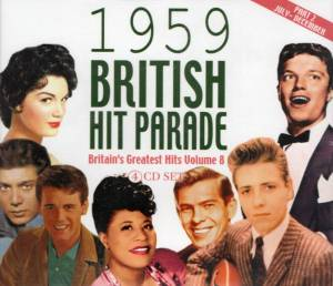 Cover - Avons, The: 1959 British Hit Parade - Britain's Greatest Hits Volume 8 - Part 2: July - December