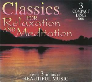 Cover - Anton Reicha: Classics For Relaxation And Meditation