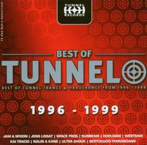 Cover - Los Bonitos: Best Of Tunnel - Best Of Tunnel Trance & Hardtrance From 1996-1999