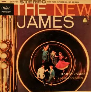 Cover - Harry James: New James, The