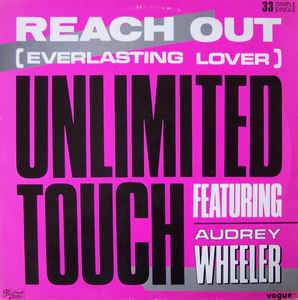Cover - Unlimited Touch: Reach Out (Everlasting Lover)