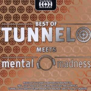 Cover - Mikesh: Best Of Tunnel Meets Mental Madness