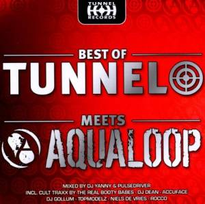 Cover - Manian: Best Of Tunnel Meets Aqualoop