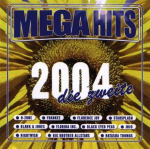 Cover - Kevin Lyttle: Mega Hits 2004 - Die Zweite