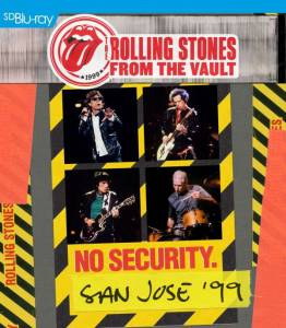 The Rolling Stones: From The Vault - No Security San Jose '99 (Blu-ray Disc) - Bild 1
