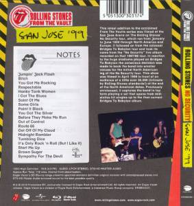 The Rolling Stones: From The Vault - No Security San Jose '99 (Blu-ray Disc) - Bild 2