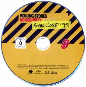 The Rolling Stones: From The Vault - No Security San Jose '99 (Blu-ray Disc) - Bild 5