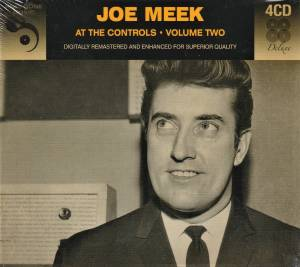 Cover - Dickie Valentine: Joe Meek - At The Controls - Volume Two