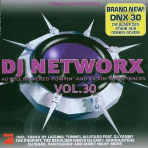 Cover - Mikesh: DJ Networx Vol. 30
