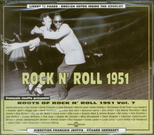 Cover - Jimmy Bryant And Speedy West: Roots Of Rock N' Roll 1951 Vol. 7