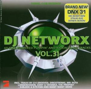 Cover - Raverdiago: DJ Networx Vol. 31