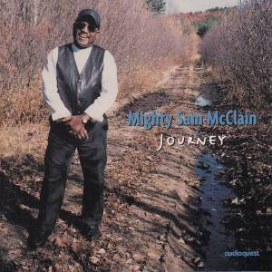Cover - Mighty Sam McClain: Journey