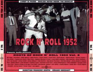 Cover - Jimmy Bryant And Speedy West: Roots Of Rock 'n Roll 1952 Vol. 8