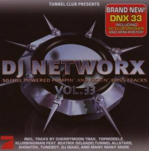 Cover - Tunnel Allstars Feat. DJ Yanny: DJ Networx Vol. 33