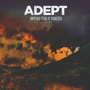 Adept: Another Year Of Disaster (LP) - Bild 1