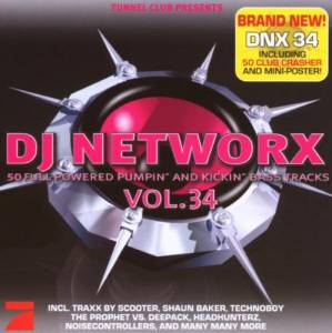 Cover - Wildtstylez: DJ Networx Vol. 34