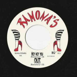 "Ramona's: Shave Your Ass (7"") - Bild 3"