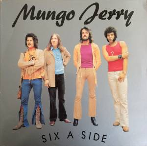 Cover - Mungo Jerry: Six A Side