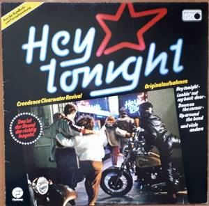 Creedence Clearwater Revival: Hey Tonight (LP) - Bild 1