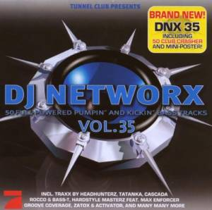 Cover - Wildtstylez: DJ Networx Vol. 35