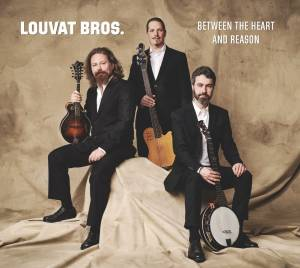 Louvat Bros.: Between The Heart And Reason (CD) - Bild 1