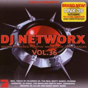 Cover - Teequee: DJ Networx Vol. 36