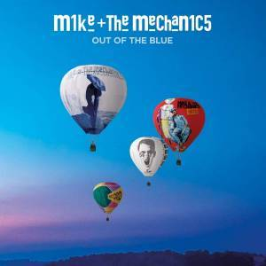 Cover - Mike & The Mechanics: Out Of The Blue