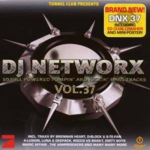 Cover - Stephy: DJ Networx Vol. 37