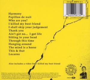 Le Volume Courbe: I Killed My Best Friend (CD) - Bild 2