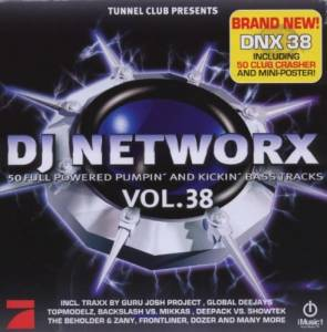 Cover - Mikesh: DJ Networx Vol. 38