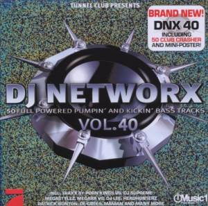 Cover - Manian: DJ Networx Vol. 40