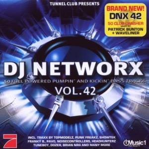 Cover - Wildtstylez: DJ Networx Vol. 42