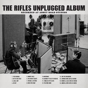 Cover - Rifles, The: Unplugged Album Recorded At Abbey Road Studios