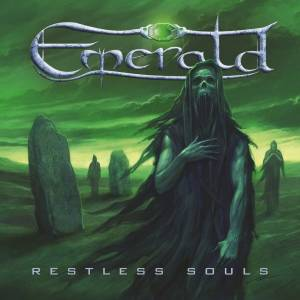 Cover - Emerald: Restless Souls