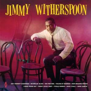 Cover - Jimmy Witherspoon: Jimmy Witherspoon