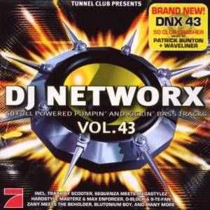 Cover - D-Block & S-te-Fan: DJ Networx Vol. 43