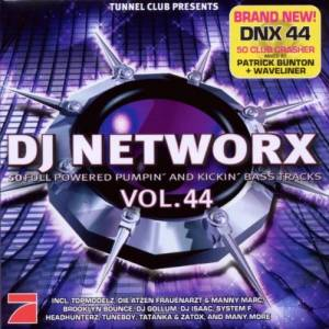 Cover - Raverdiago: DJ Networx Vol. 44