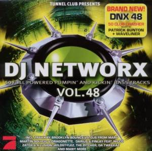 Cover - Wildtstylez: DJ Networx Vol. 48