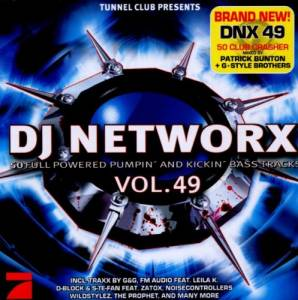 Cover - Wildtstylez: DJ Networx Vol. 49