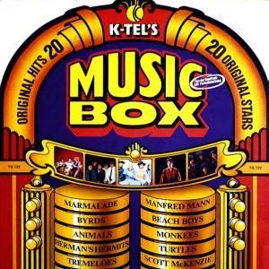 K-Tel's Music Box - Cover