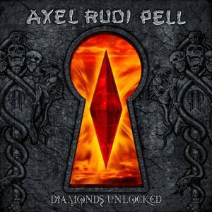 Axel Rudi Pell: Diamonds Unlocked - Cover
